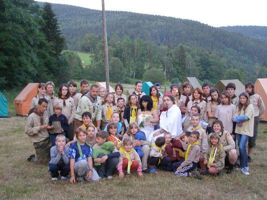 tábor novová seninka 2009