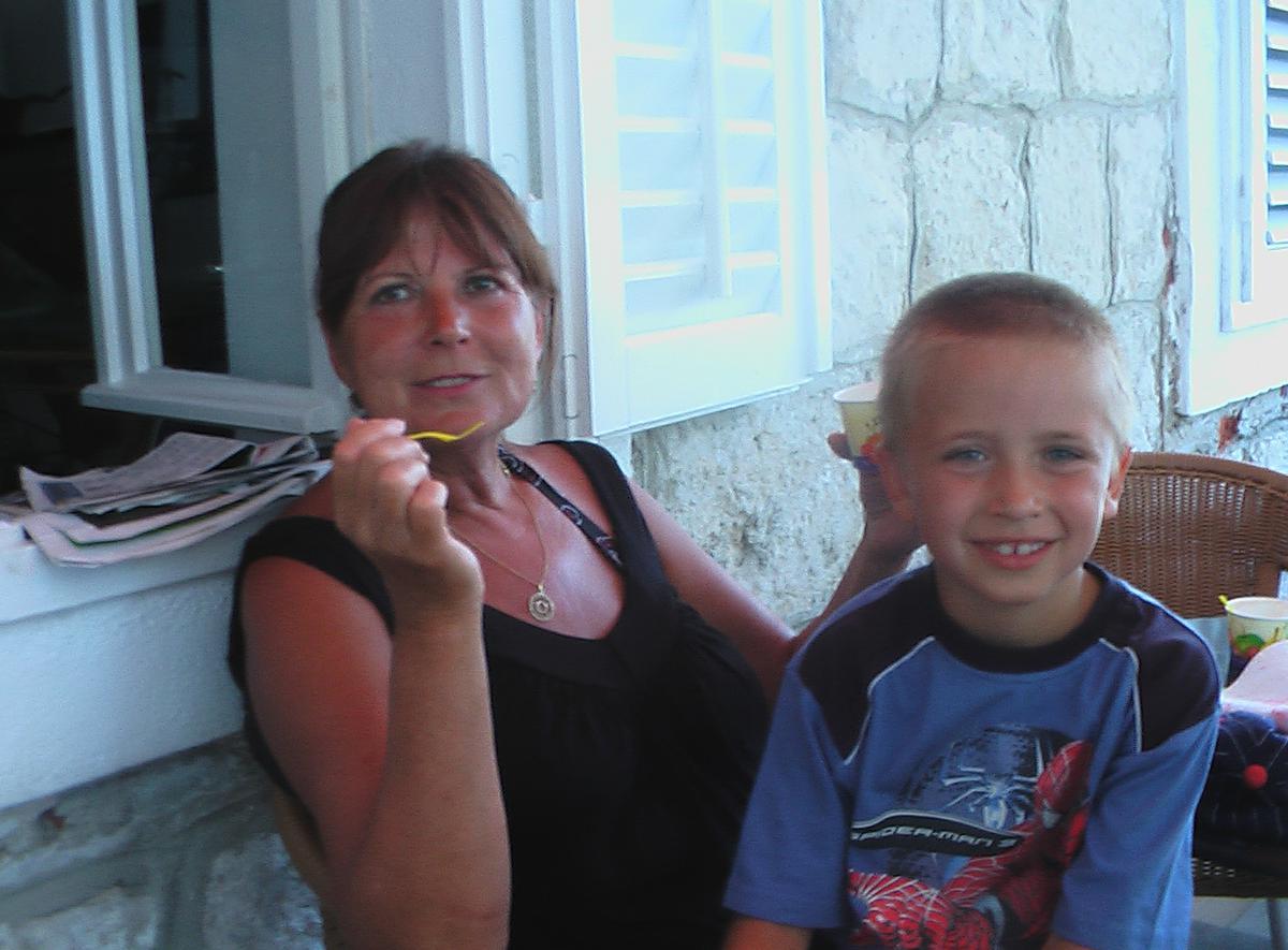 Dovolená Chorvatsko - červenec 2010 - trckanator - album