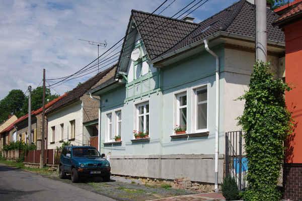 Slatina čp. 114 -  Kaštánek Vít, Kaštánková Jaroslava (dříve Libichovi)