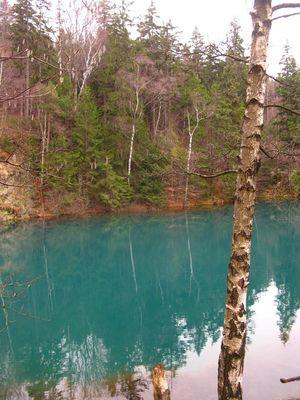 IMG_7216 - Błękitne / Lazurowe Jeziorko