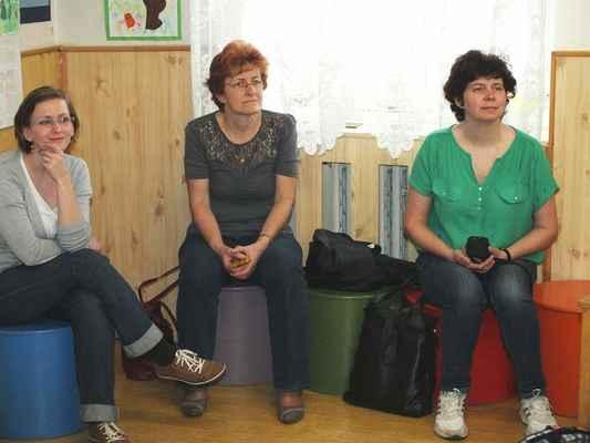 Učiteky Základní školy Boskovice.