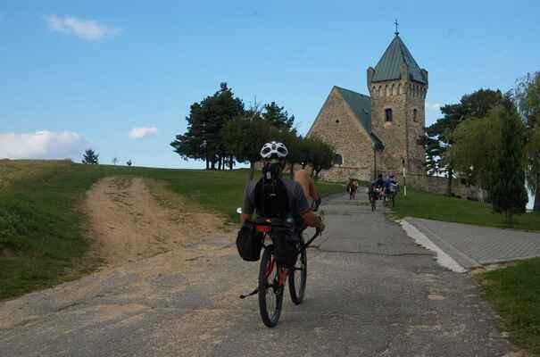Kostelík u Vítochova