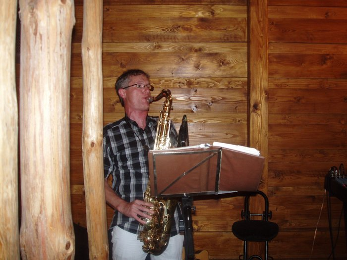Kemp Borný – Frank Caldera Band – album na Rajčeti