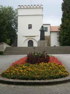 Středa - Muzeum Jana Ámose Komenského