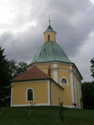 čtvrtek - ke svatému Antoníčkovi
